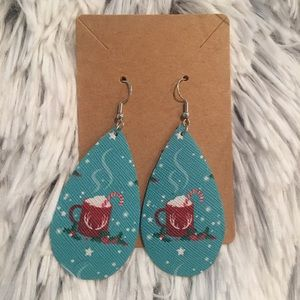 3/$20 Christmas Cocoa Earrings